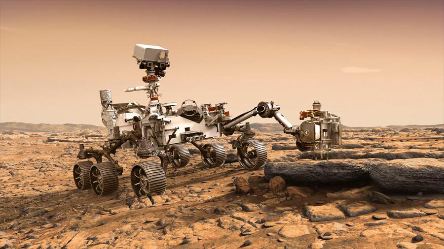 Finalmente, 10,931,238 nombres desde todo el mundo se enviarán a Marte con el rover Mars 2020