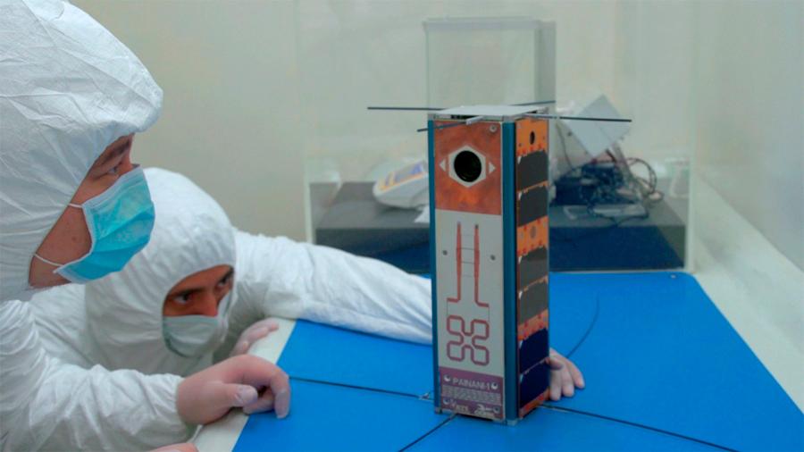 Painani-I: primer nanosatélite mexicano puesto en el espacio