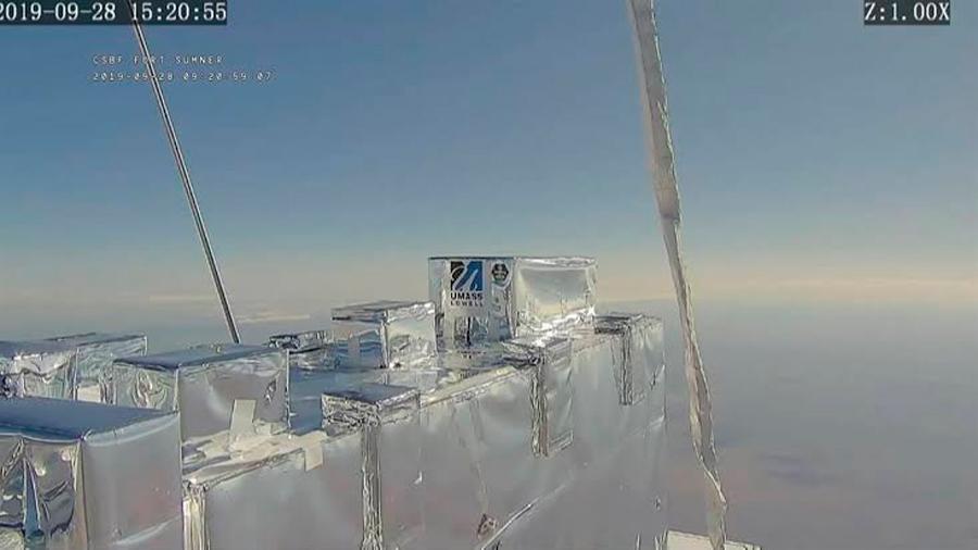 Un nuevo telescopio para buscar mundos como la Tierra es lanzado en globo