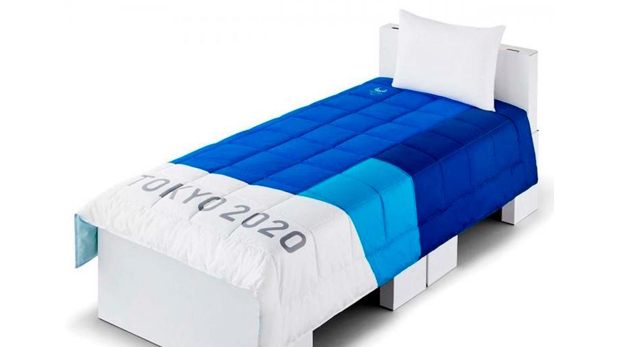 Sorprende la tecnología detrás de las camas de los Juegos Olímpicos