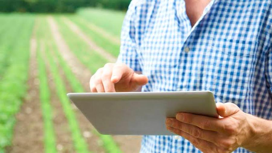 Una tableta que programa el riego y otros aliados tecnológicos de los agricultores