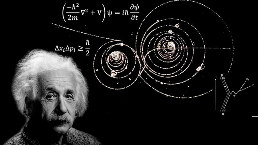 Ecuaciones de Einstein son fundamento de la teoría de los agujeros negros, pero él negaba que existiesen