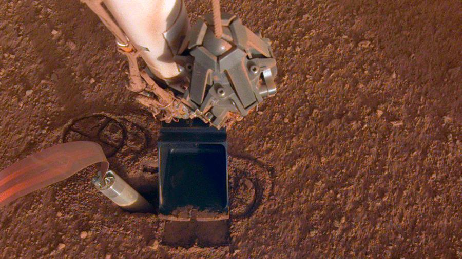 La NASA no ceja en recuperar su frustrado taladro marciano