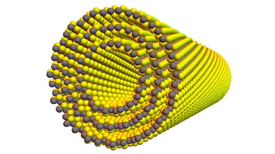 Científicos descubren nanotubos fotovoltaicos