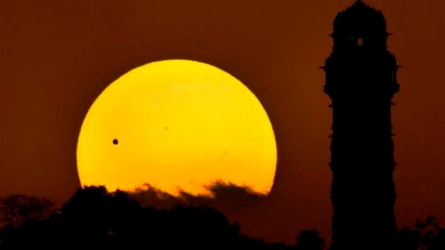 Desde México podrá ser visto tránsito de Mercurio sobre el Sol