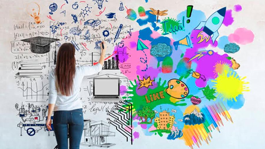 La creatividad es una facultad mental más