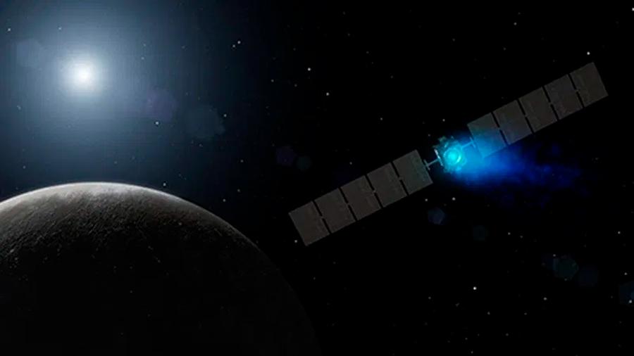 Propulsión eléctrica: matemáticos calculan la ruta de vuelo óptima a Marte y Mercurio con prometedora tecnología