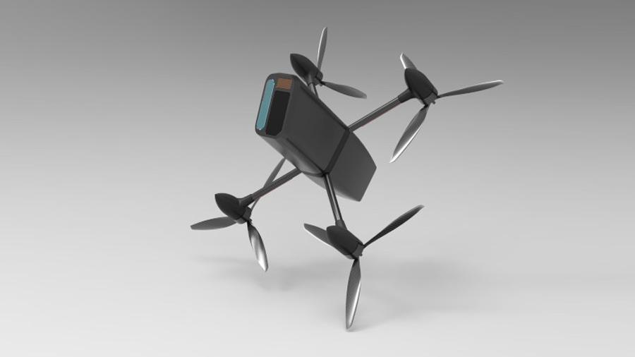 Un dron 'asesino' de drones fue creado por un admirador de Donald Trump