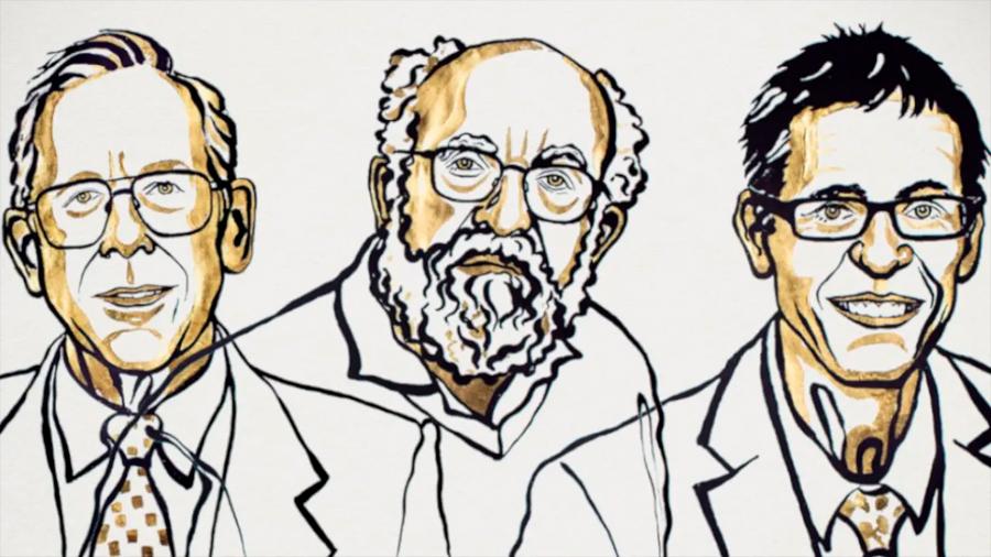 Ortogan Nobel de Física a tres científicos por descubrimientos sobre el Big Bang y los exoplanetas