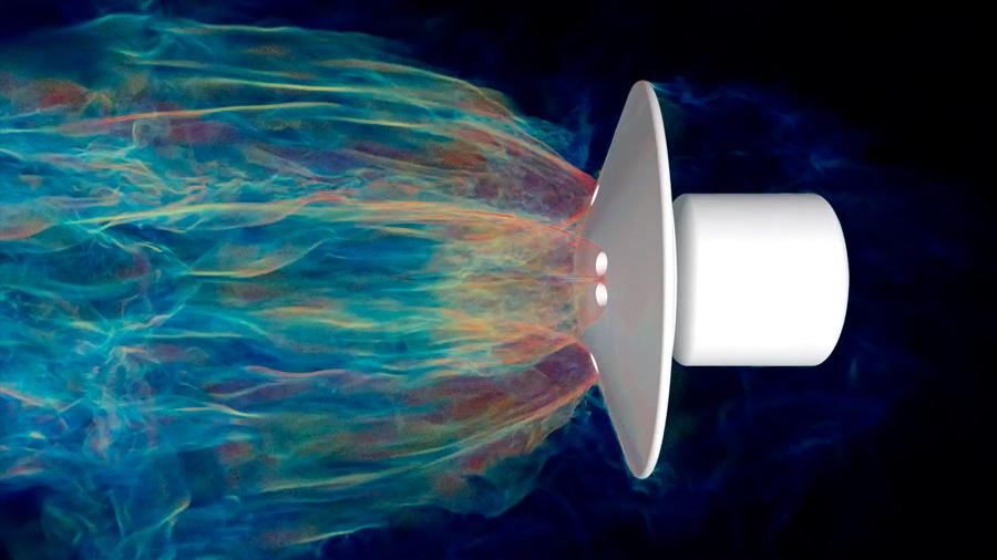 Realiza la computadora más rápida del mundo la primera simulación del descenso de una nave tripulada en Marte