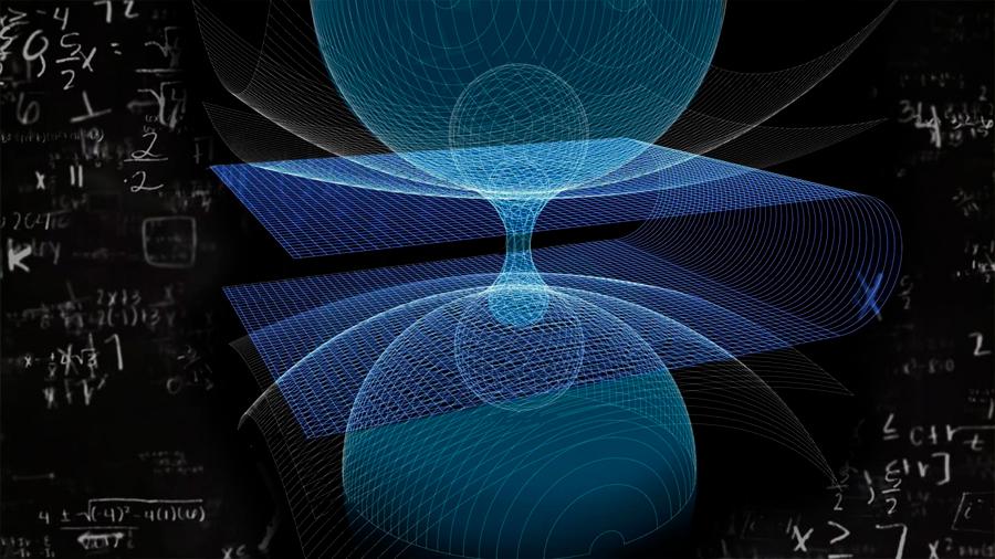 Físicos teóricos proponen un esquema para la existencia de un agujero de gusano transitable