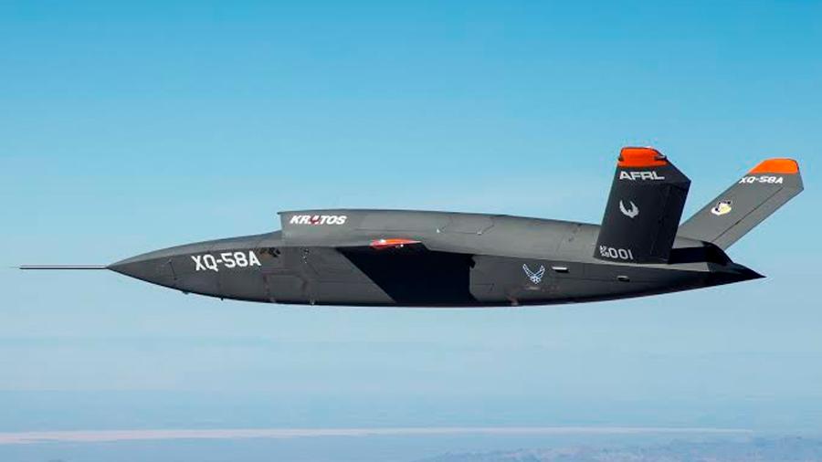 Valkyrie: se estrella el avión transónico autónomo de EU durante una de sus pruebas