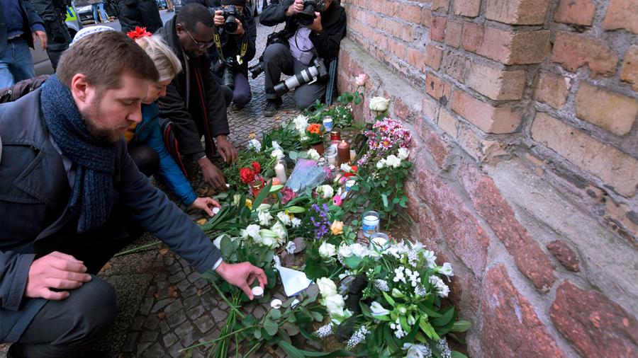Las redes sociales mejoran: casi nadie vio el vídeo del tiroteo de Halle