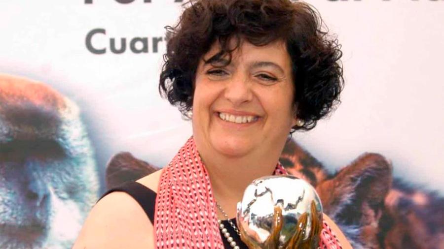 Valeria Souza, en la primera científica mexicana que ingresa a la Academia de Ciencias de EU