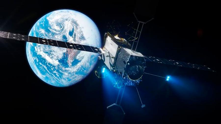 Lanzado el primer remolcador espacial, diseñado para satélites geosíncronos