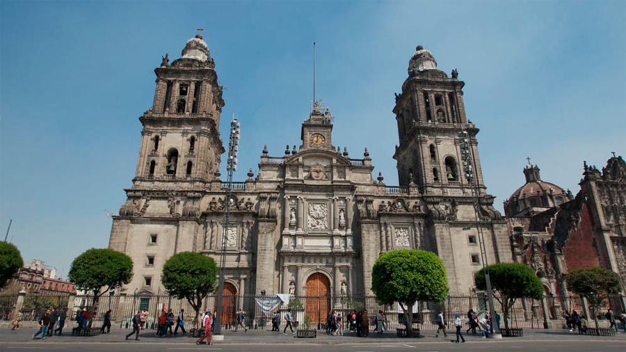 La ciudad que permanece enterrada por debajo de la actual capital de México