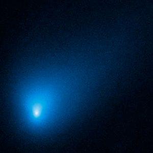 El telescopio Hubble toma la mejor vista del cometa interestelar Borisov