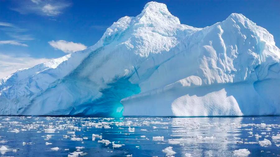 La Antártida aún libera cloro radiactivo de pruebas de armas nucleares