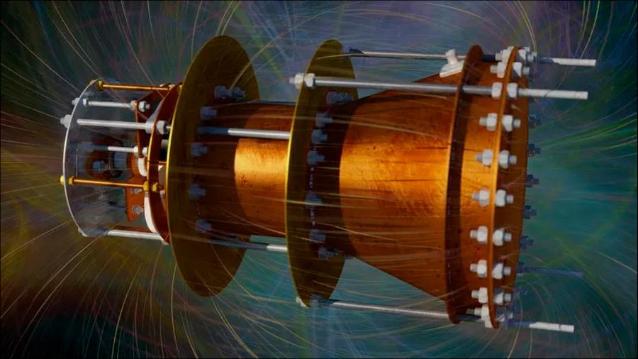 """Ingeniero de NASA propuso nueva versión del """"motor imposible"""" helicoidal que desafía leyes de la física"""