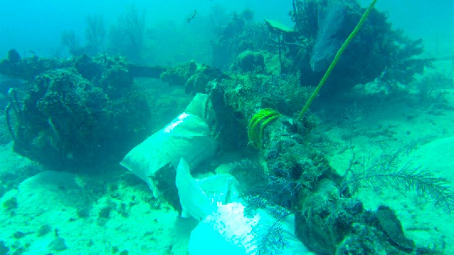 Científicos de México dañan barco de hace 200 años en el Caribe y expulsión del proyecto a quien los denunció