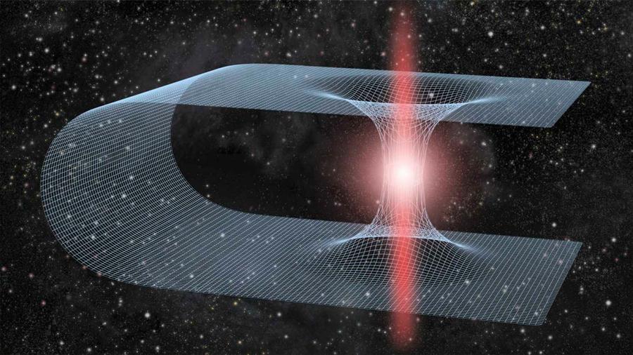 Científicos presentan un nuevo método para descubrir agujeros de gusano en el Universo