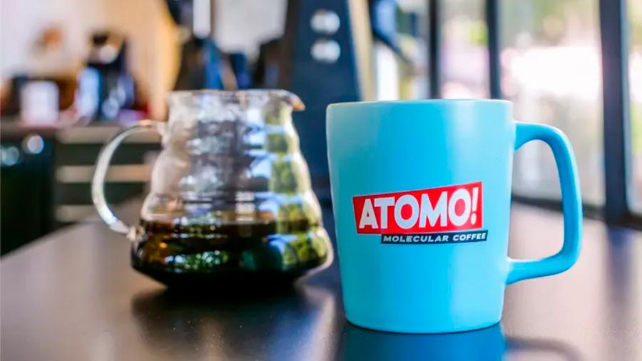 Atomo, el café molecular hecho en laboratorio sin un solo grano de café
