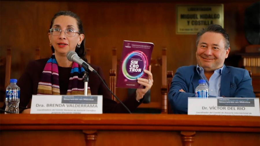 Se suma embajada de Italia y Consejo Internacional a Proyecto Sincrotrón Mexicano
