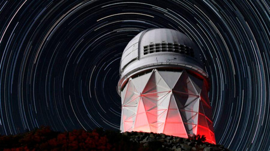 Empieza a funcionar DESI, el instrumento que creará el mapa 3D más preciso del universo