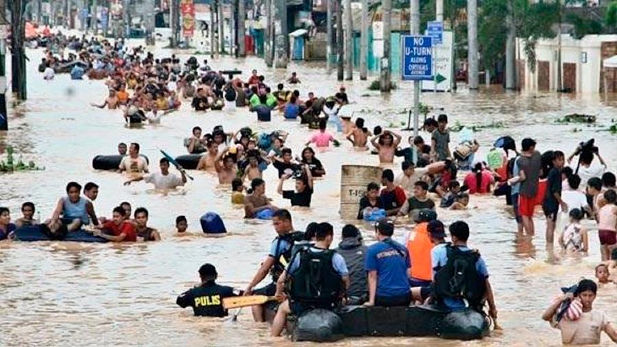Nuevo estudio triplica población mundial que estará expuesta a las inundaciones costeras