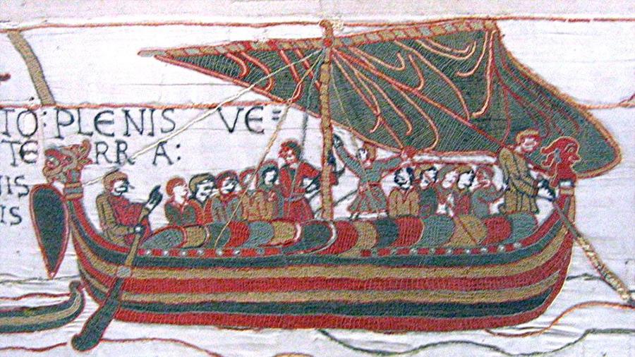 La igualdad de género se remonta a los vikingos