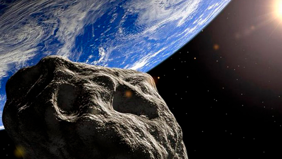 Asteroide rozó la Tierra en Halloween; lo detectaron horas antes