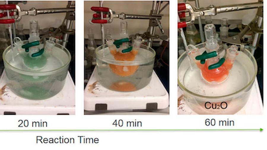 Crean una 'hoja artificial' que convierte CO2 en metanol y oxígeno