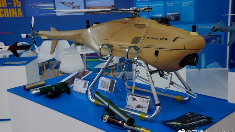 Chinos está vendiendo drones asesinos autónomos a Medio Oriente, acusa EU