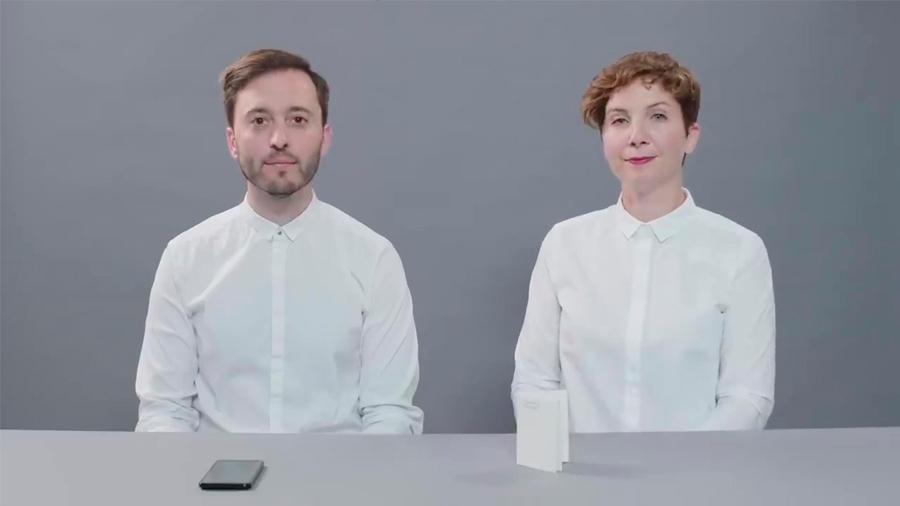 Google combatirá la adicción al móvil con un teléfono de papel