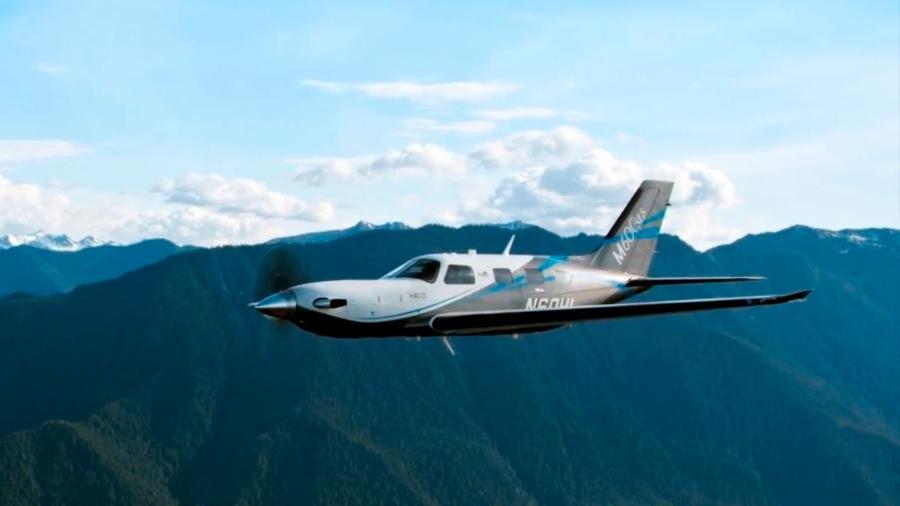 Nueva tecnología permite que aviones aterricen por si solos