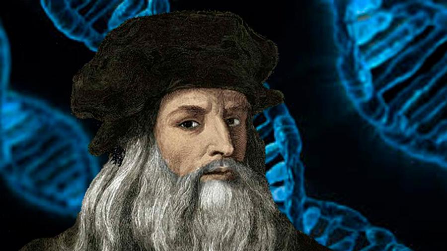 El ADN de Leonardo: la ruta genética para explicar al genio que anticipó el presente