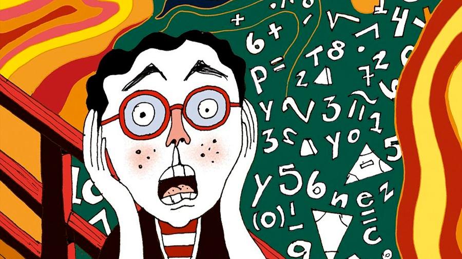 Odiar las matemáticas es perfectamente científico