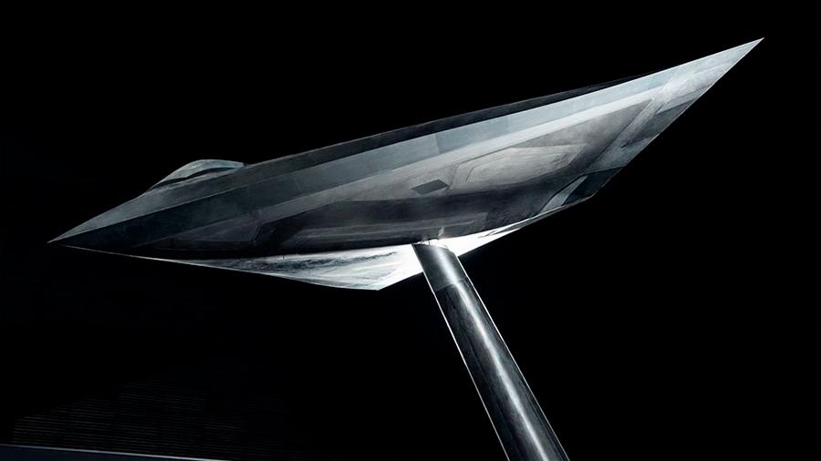Airbus desclasificó y mostró modelo de un alucinante dron sigiloso