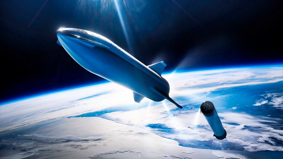 Elon Musk revela el costo de misiones de SpaceX a Marte y la Luna: 3 mdd cada una