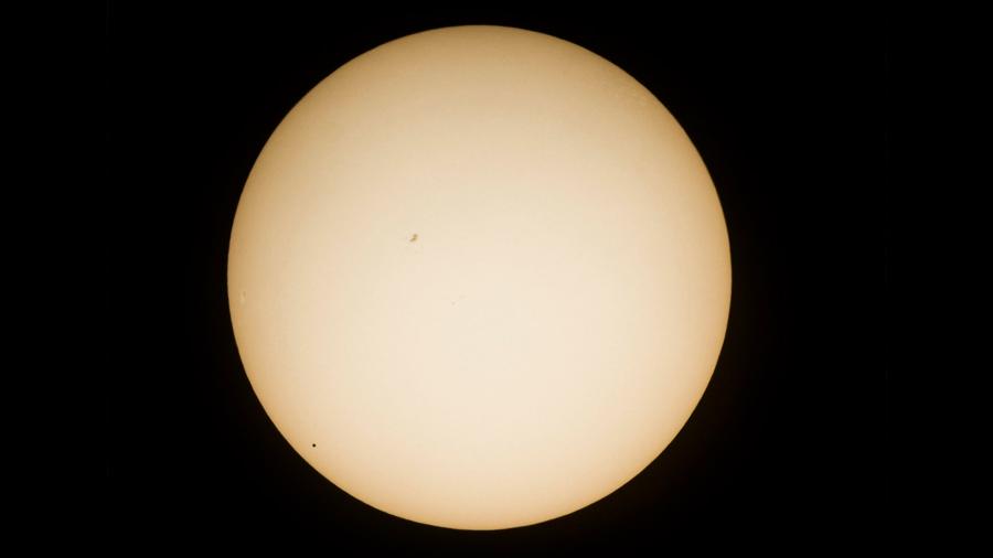 Este lunes nuevamente Mercurio sale a pasear, fenómeno que ocurre 13 veces en un siglo
