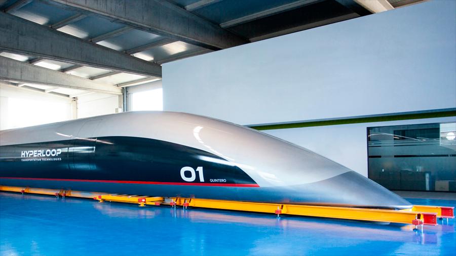 Una niña de 13 años solucionó el diseño del tren Hyperloop