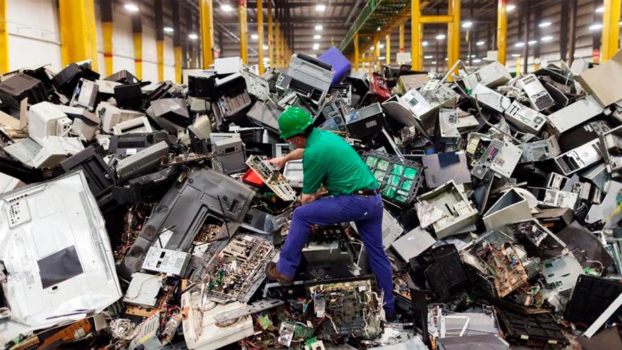 Crean en México plataforma para medir impacto ambiental de basura electrónica