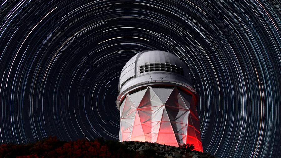 Operan una 'máquina del tiempo' para recrear el cosmos hace 11.000 millones de años