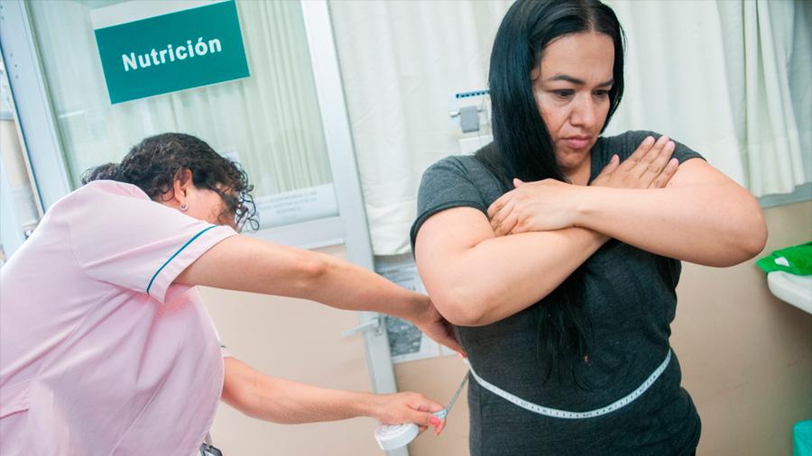 Investigadores de la UNAM diseñan simulador para disminuir la obesidad y el sobrepeso