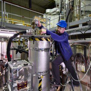 El CERN traza un atajo para llegar a la materia oscura