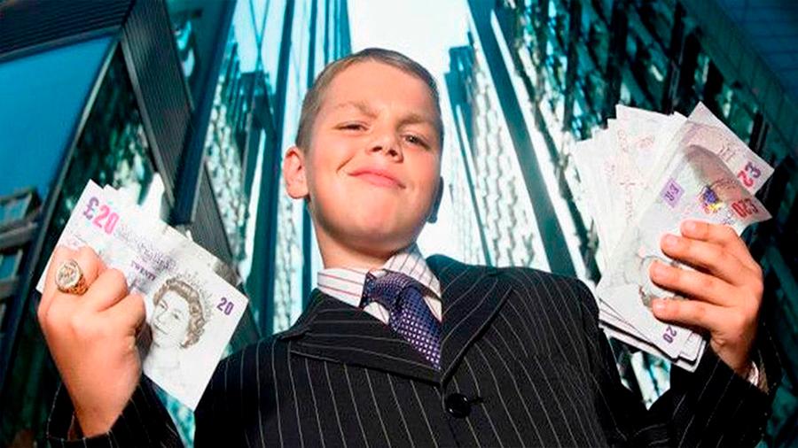 Niños emprendedores que lograron hacerse millonarios
