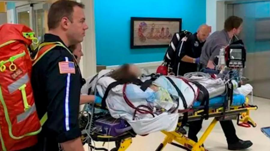 Trasplantan los dos pulmones a un joven estadounidense por los daños del vapeo