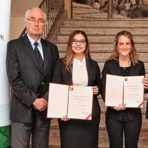 Científica mexicana recibe uno de los mas importantes premios de medicina en Alemania
