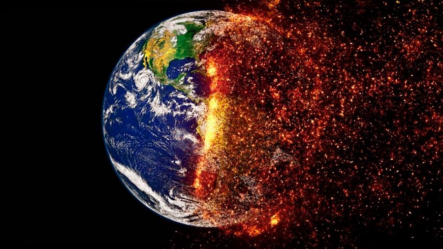 Científicos muestran en vídeo cómo sería el final el planeta Tierra