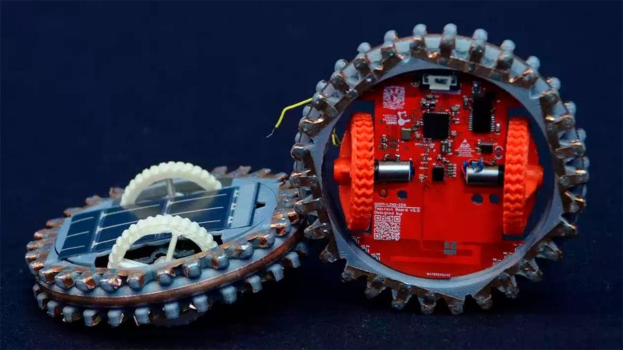 Así son los minirrobots mexicanos que 'despegarán' para llegar a la Luna en 2021